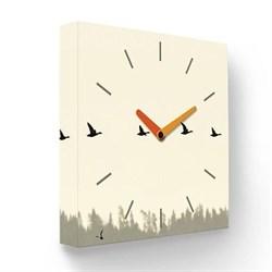 Настенные часы Птицы PB-003-35