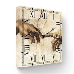 Настенные часы Сотворение Адама PB-027-35