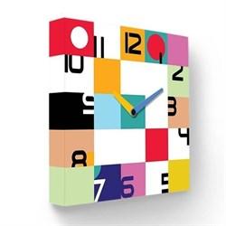 Настенные часы Цвет времени PB-019-35
