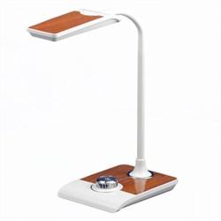 BL1081 White cherrywood grain Настольная лампа