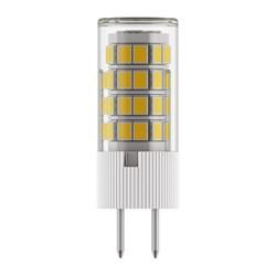 Лампа светодиодная LBT G4 L-C003  6W 220V  G4 6000K(6W)220V