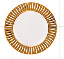 Встраиваемый светильник LBT GX5382-4  GX53 золото(gold)