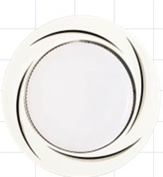 Встраиваемый светильник LBT GX5383-2  GX53 Белый/WH