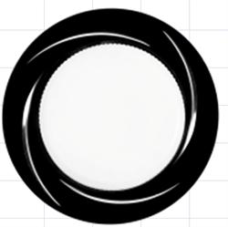 Встраиваемый светильник LBT GX5383-3  GX53 черный(black)
