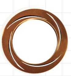 Встраиваемый светильник LBT GX5383-4  GX53 золото(gold)