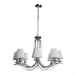 Подвесная люстра Arte Lamp Domain A9521LM-8CC