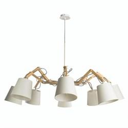 Подвесная люстра Arte Lamp Pinoccio A5700LM-8WH