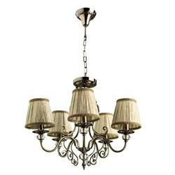Подвесная люстра Arte Lamp Charm A2083LM-5AB