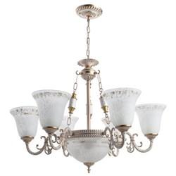 Подвесная люстра Arte Lamp 1 A1032LM-6-3WG