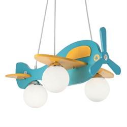 Подвесная люстра Ideal Lux Avion-1 SP3 136325