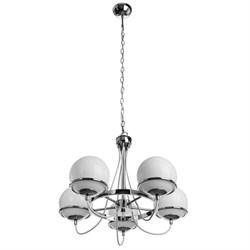 Подвесная люстра Arte Lamp Bergamo A2990LM-5CC