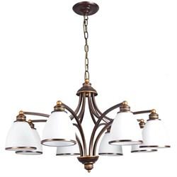 Подвесная люстра Arte Lamp Bonito A9518LM-8BA