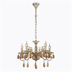Подвесная люстра Arte Lamp Ciondolo A5676LM-5WG