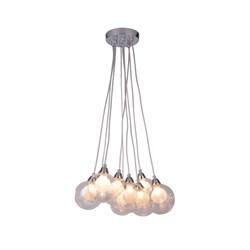 Подвесная светодиодная люстра Arte Lamp Pallone A3025SP-9CC