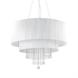 Подвесная люстра Ideal Lux Opera SP10 Bianco 165011