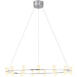 Подвесная светодиодная люстра ST Luce Cilindro SL799.103.15