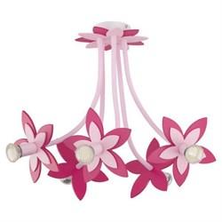 Подвесная люстра Nowodvorski Flowers Pink 6896