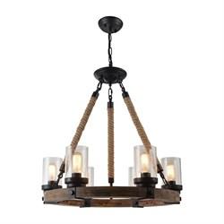 Подвесная люстра Arte Lamp A1693SP-6BR