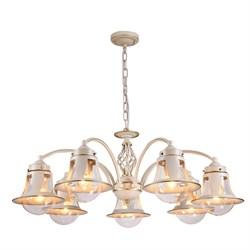Подвесная люстра Arte Lamp A7022LM-7WG