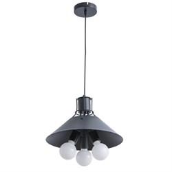 Подвесная люстра Arte Lamp A9347SP-3BK