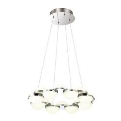 Подвесная светодиодная люстра Odeon Light Conti 4106/64L