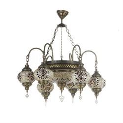 Подвесная люстра Kink Light Марокко 0212-6,04