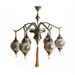 Подвесная люстра Kink Light Марокко 0215T6,04(70)