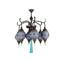 Подвесная люстра Kink Light Марокко 0215T6,05(70)
