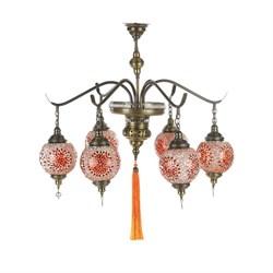 Подвесная люстра Kink Light Марокко 0215T6,09(70)