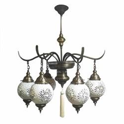 Подвесная люстра Kink Light Марокко 0215Т6,01(80)