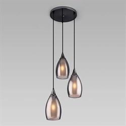 Подвесной светильник Eurosvet 50085/3 черный жемчуг