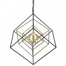 Подвесная люстра Arte Lamp Ambasador A5283SP-3BK