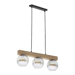Подвесной светильник TK Lighting 4254 Artwood Glass
