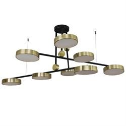 Подвесная светодиодная люстра Kink Light Рапис 07647-8,20(3000-6000K)