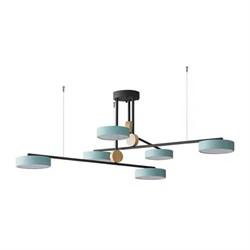 Подвесная светодиодная люстра Kink Light Рапис 07647-6,05(4000K)