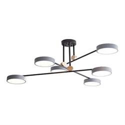 Подвесная светодиодная люстра Kink Light Рапис 07647-6,16(4000K)