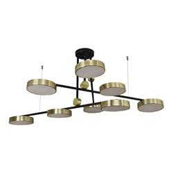 Подвесная светодиодная люстра Kink Light Рапис 07647-8,20(4000K)