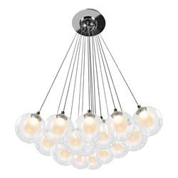 Подвесная светодиодная люстра iLedex Epical C4492-15 CR