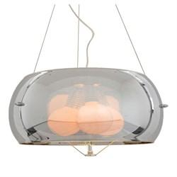 Подвесная люстра Lumina Deco Stilio LDP 6018-500 CHR