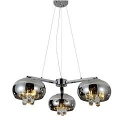 Подвесная люстра Lumina Deco Tosso LDP 8066-3-200 CHR