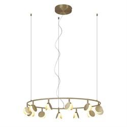 Подвесная светодиодная люстра Mantra Shell 7260