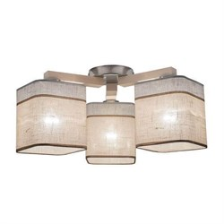 Потолочный светильник TK Lighting 1915 Nadia White 3