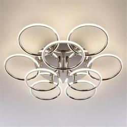 Потолочный светильник Eurosvet 90069/9 хром