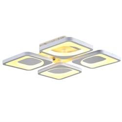 Потолочная светодиодная люстра Kink Light Квадро 08110D