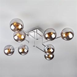 Потолочный светильник Eurosvet 30140/8 хром