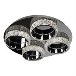 Потолочная светодиодная люстра iLedex CRystal ice MX7212-36 CR