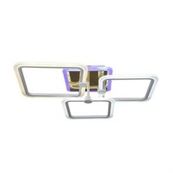 Потолочная светодиодная люстра Wedo Light Аджира 75355.01.09.03