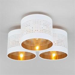Потолочная люстра TK Lighting 853 Tago White