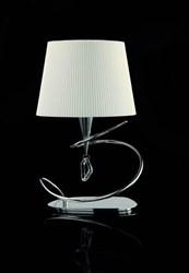 Настольная лампа Mantra Mara Chrome - White 1650