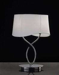 Настольная лампа Mantra Ninette Chrome 1906